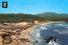 1 AK Insel Ibiza * Der Strand Cala Nova Bei Der Stadt Santa Eulalia Del Rio * - Ibiza