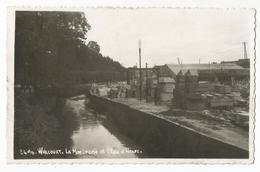Walcourt La Marbrerie Et L'Eau D'Heure Carte Photo - Walcourt
