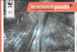 Sur Les Traces Du Panda N°91. (Voir Commentaires) - Briefe U. Dokumente