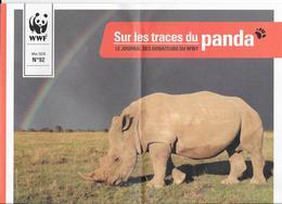 Sur Les Traces Du Panda N°92. (Voir Commentaires) - Briefe U. Dokumente