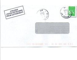 PETITS BUREAUX - OBLITERATION DE LA BOISSE AGENCE POSTALE AIN 2003 - Marcophilie (Lettres)