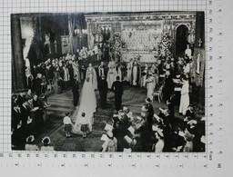 Royal Wedding: Princess Elizabeth And Prince Philip's 1947 Wedding - Vintage PHOTO (SF2-32) - Reproductions