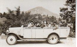 CARTE -PHOTO : Les CARS PYRENEES Et COTE BASQUE , Bien Animée - Frankrijk