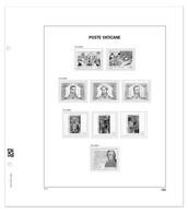 DAVO 8857 Luxus Nachtrag Vatikan 2017 - Albums & Bindwerk