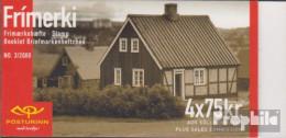 Island Mi.-Nr.: 950MH Markenheftchen Postfrisch 2000 Historische Fahrzeuge - 1944-... Republik