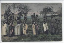 CPA Australie Australia Aborigènes Circulé - Aborigènes