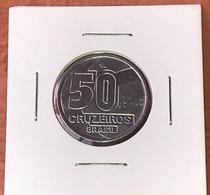 BRAZIL COIN 50 CRUZEIROS - BAIANA - 1992 - Brasil