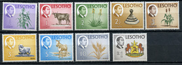 1968 - LESOTHO - Mi. Nr. 47/58 - NH - (CW4755.14) - Lesotho (1966-...)