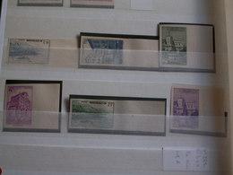 6 TIMBRES  MONACO NON DENTELES  Neufs Sans Trace De Charnière  N° 275 à 280 - 1946 - Collezioni & Lotti