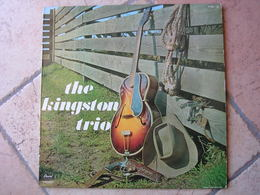 "33 Tours 30 Cm   -  THE KINGSTON TRIO - CAPITOL 1871  "" REVEREND Mr BLACK "" + 11 - Vinyl Records"