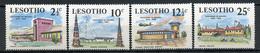 1969 - LESOTHO - Mi. Nr. 67/70 - NH - (CW4755.14) - Lesotho (1966-...)