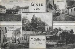 ALLEMAGNE.  GRUSS AUS MUHLHEIM - Germany
