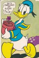 QUE TU CUMPLEAÑOS SEA ALEGRE, DONALD DISNEY BIRTHDAY.- BLEUP - Disney