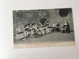 Brugge  L'Ecole Dentellière Des Soeurs De L'Assomption  Edit SUGG Série 11 N° 162 - Brugge