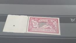 LOT 402920 TIMBRE DE FRANCE NEUF** N°208 VALEUR 550 EUROS - France