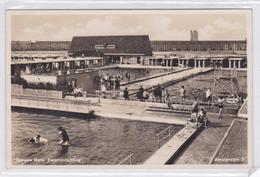 Amsterdam Z. Nieuwe Gem. Zweminrichting De Mirandabad  # 1933   1434 - Amsterdam