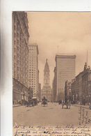 Philadelphia - Broad Street - 1906           (180618) - Philadelphia