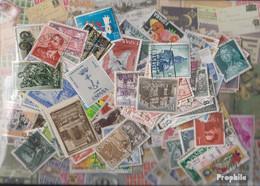 Spanien Briefmarken-500 Verschiedene - Sammlungen