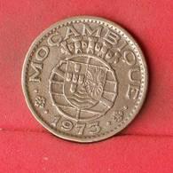 MOZAMBIQUE 1 ESCUDO 1973 -     82 - (Nº23491) - Mozambique