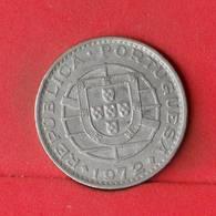MOZAMBIQUE 20 ESCUDO 1972 -     87 - (Nº23496) - Mozambique