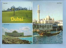Dubai Golf - Jebel Ali Hotel - Arab. Dhow 2 Scans (United Arab Emirates) - Dubai