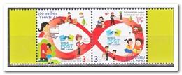 Thailand 2016, Postfris MNH, World Post Day - Thailand