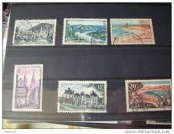 TIMBRE OBLITERE   YVERT N°976.981 - France