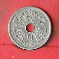 DENMARK 1 KRONE 1992 -     873,1 - (Nº23507) - Denmark