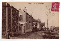 94  CERCAY  (VILLECRESNES)  -  Le Faubourg - Villecresnes