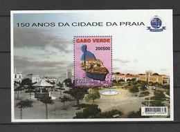 Cape Verde Is. 2008 Praia City M.S. UM - Islas De Cabo Verde