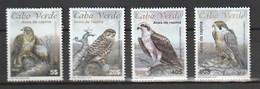 Cape Verde Is. 2008 Birds Of Prey (4) UM - Islas De Cabo Verde