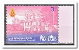 Thailand 2016, Postfris MNH, Chulalongkorn University Centennial - Thailand