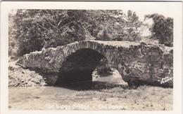 POSTCARD PANAMA - THE KINGS BRIDGE - OLD PANAMA - Panama