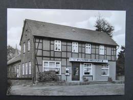 AK STEINHAGEN Gasthof Drei Linden  //  D*32503 - Steinhagen