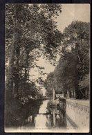 CPA CHERBOURG  Avenue Carnot - Les Bords De La Divette( Ref CH315 ) - Cherbourg