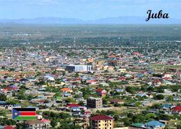 1 AK Südsudan * Blick Auf Juba - Hauptstadt Des Südsudan - Luftbildaufnahme * - Sudan