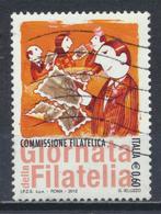 °°° ITALIA 2012 - GIORNATA DELLA FILATELIA °°° - 6. 1946-.. Repubblica