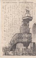 LAUZUN ,près Marmande  - Chaire De L'Eglise St Etienne - France
