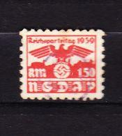 Gebuehrenmarke, Reichsparteitag 1939, 150 Rpfg (53099) - Gebührenstempel, Impoststempel
