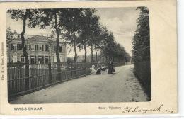 1 Postcard Wassenaar Nieuw - Rijksdorp - Autres