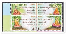 Thailand 2016, Postfris MNH, Vesak Day - Thailand