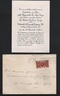GEORGE V SILVER JUBILEE SILVERSMITHS RED CROSS FIVE KINGS EXHIBITION - Tickets - Vouchers