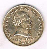 10 CENTESIMOS  1960 URUGUAY /3507G/ - Uruguay