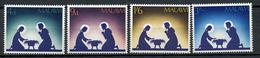 1967 - MALAWI - Mi. Nr. 76/79 - NH - (CW4755.15) - Malawi (1964-...)