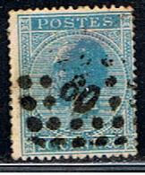 BE 1101 // Y&T 18 // 1865-66 - 1865-1866 Linksprofil