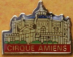 DD 191....ECUSSON...........AMIENS..... Préfecture Du Département De La Somme..... - Steden