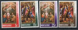 1968 - MONTSERRAT - Mi. Nr. 207/210 - NH - (CW4755.15) - Mauritius (1968-...)