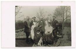 BRASSCHAAT Of Omstreken  (vermoedelijk Te Identificeren)   Duitse Bezetting 14/18 Fotokaart - Brasschaat