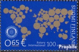 Finlande 1735 (complète.Edition.) Neuf Avec Gomme Originale 2005 Rotary International - Finlande