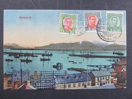 AK REYKJAVIK 1921 //  D*32560 - Island